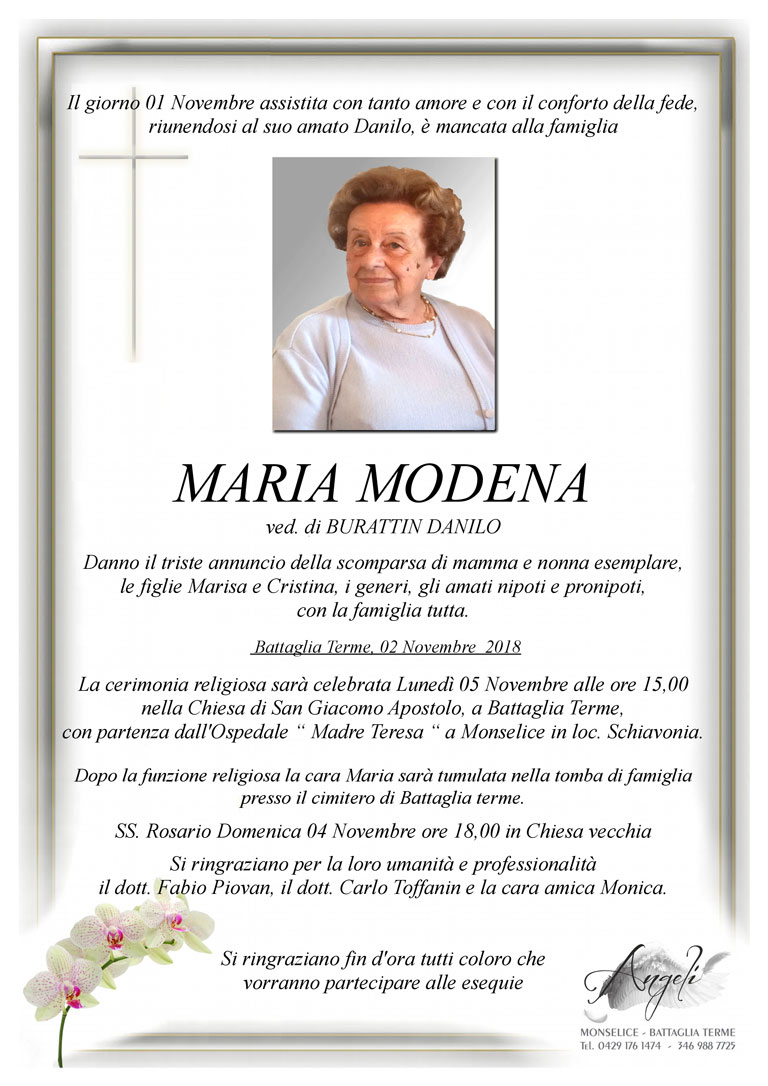 Maria-Modena