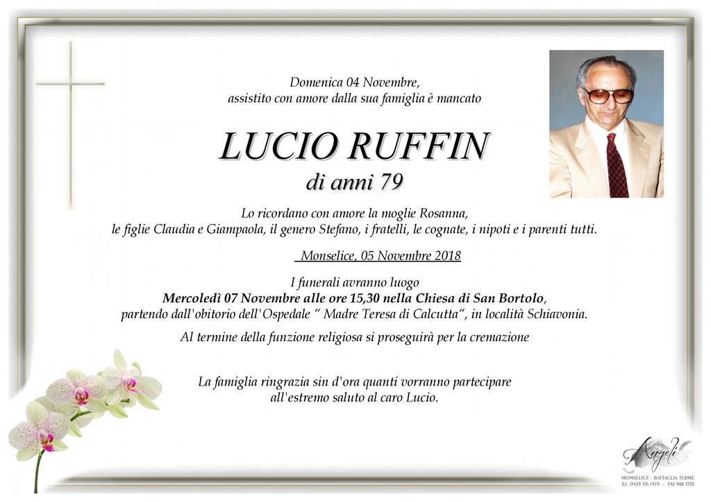 Lucio-Ruffin